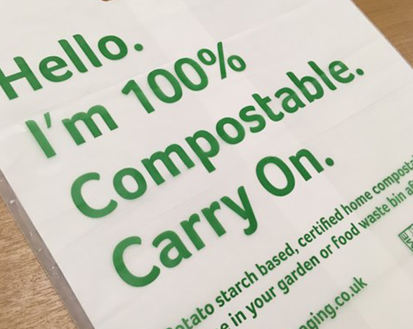 Compostable Packaging UK